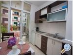 Apartmány Dana - Makarska Chorvatsko