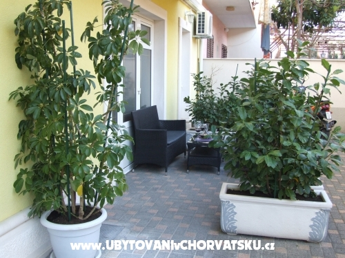апартаменты Anita - Makarska Хорватия