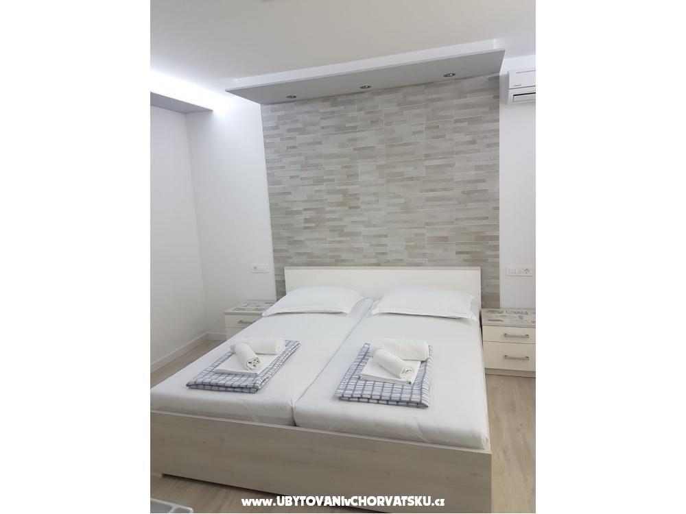 Apartmány Anita - Makarska Chorvátsko
