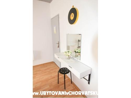 Apartmány AnkaIrma - Makarska Chorvatsko