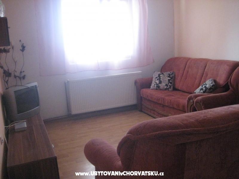 Apartm�ny Ante - Makarska Chorvatsko
