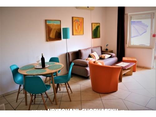 Apartmány AS - Makarska Chorvátsko