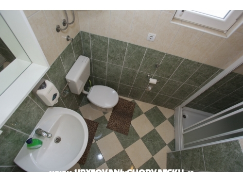 Apartmaji Ivan - Makarska Hrvaška