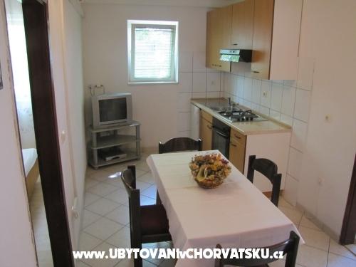 Apartmány Barbir - Makarska Chorvátsko