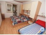 Appartements Bašković - Makarska Kroatien