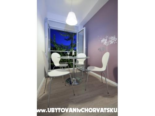Apartmány DIVIA - Makarska Chorvátsko