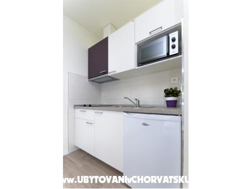 Apartmány DIVIA - Makarska Chorvatsko