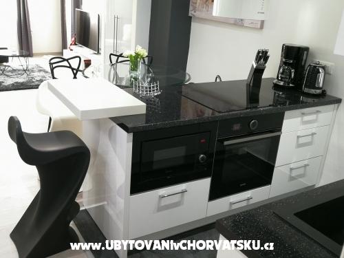 Apartmány Familia Makarska - Makarska Chorvátsko