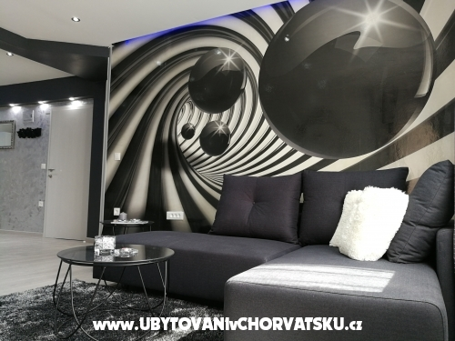Familia City Center Apartmány - Makarska Chorvátsko