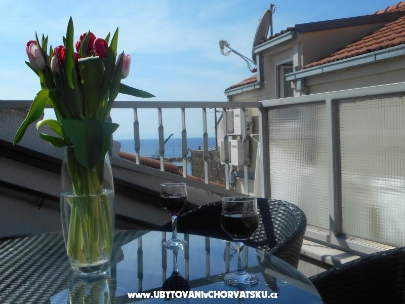 Appartementen Familia Makarska - Makarska Kroatië