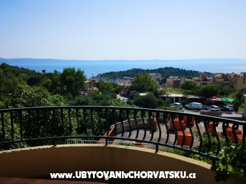 Appartements Garden paradise - Makarska Kroatien
