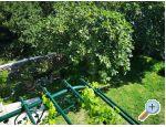 Apartmani Garden paradise Chorvatsko