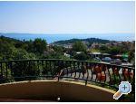 Apartmány Garden paradise - Makarska Chorvatsko