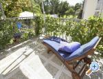 Apartm�ny Garden - Makarska Chorvatsko