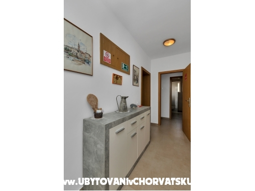 Apartmány Garmaz - Makarska Chorvatsko