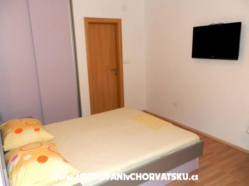 Apartmanok Gojak Makarska - Makarska Horvátország