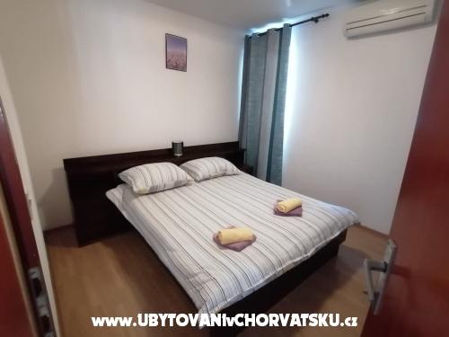 Appartements Gojak Makarska - Makarska Kroatien