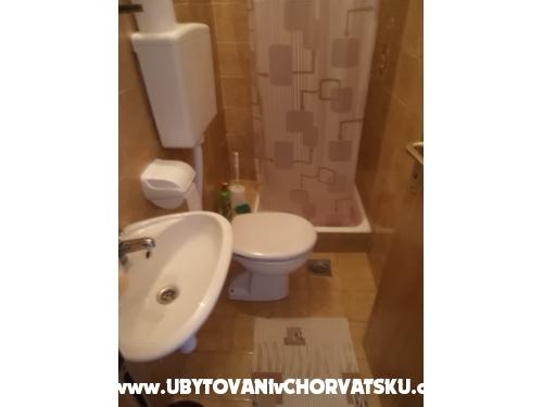 Appartements i sobe Antica - Makarska Kroatien