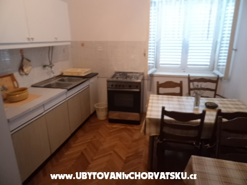 Apartmány i sobe Antica - Makarska Chorvatsko