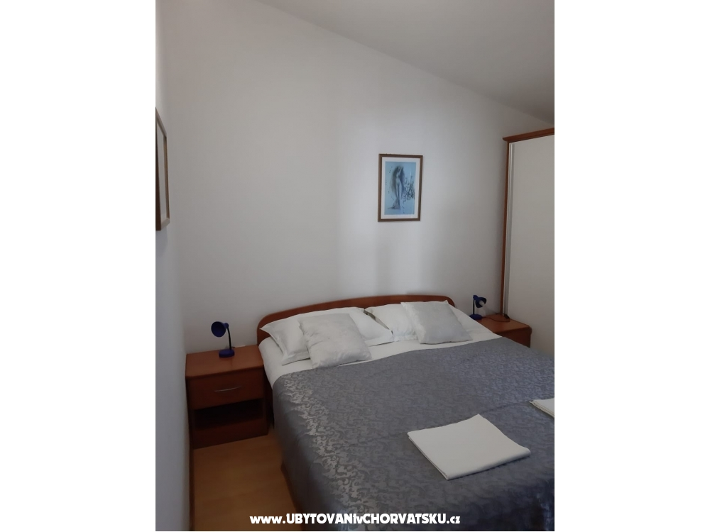 Appartements KATE - Makarska Croatie