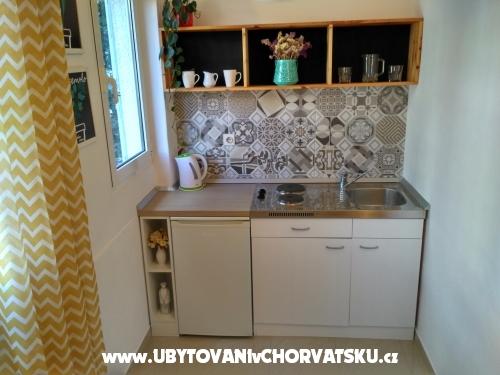 Apartmanok Kruno - Makarska Horvátország