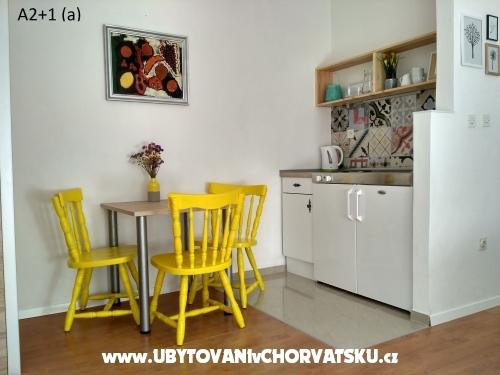 Appartements Kruno - Makarska Croatie