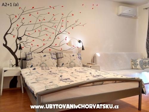 Apartmanok Kruno - Makarska Horv�torsz�g