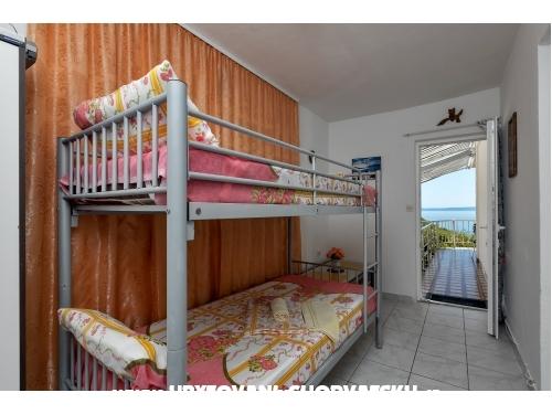 Apartamenty Krvavica - Makarska Chorwacja