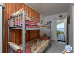 Appartements Krvavica - Makarska Kroatien
