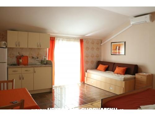 Apartmány Kujundžić - Makarska Chorvatsko