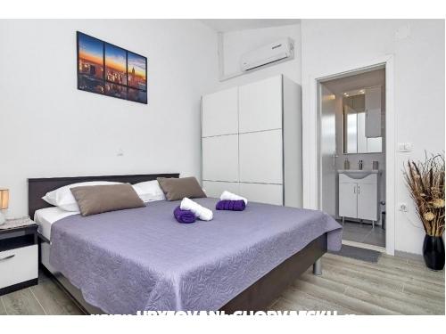 Apartmanok Leona - Makarska Horvátország