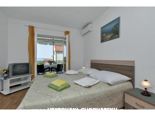 Apartm�ny Leona - Makarska Chorv�tsko
