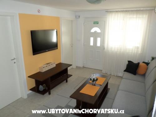 Appartements Ljubica - Makarska Kroatien
