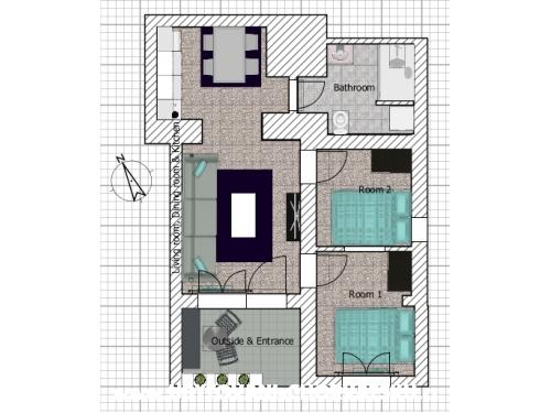 Apartamenty Ljubica - Makarska Chorwacja