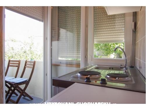 Appartements Luka - Makarska Kroatien