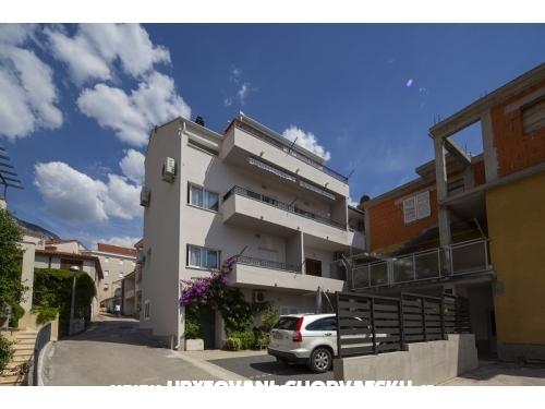 Apartmány Luny Makarska - Makarska Chorvátsko