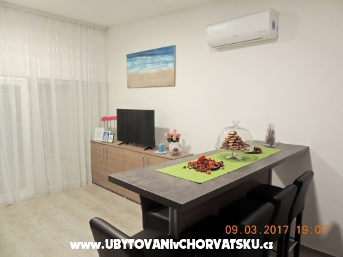 Apartmány Marsonia - Makarska Chorvátsko