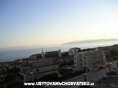 Apartmanok Martina - Makarska Horvátország