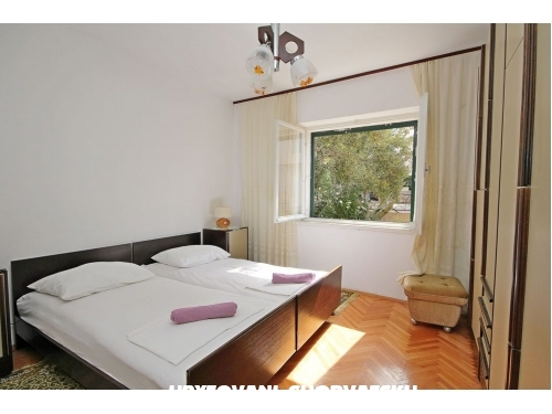 Apartmány Mikulić - Makarska Chorvátsko