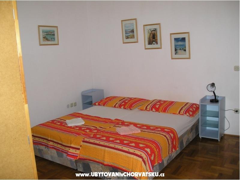 Appartements Jadranka - Makarska Kroatien