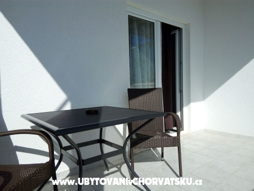 апартаменты Mileta - Makarska Хорватия