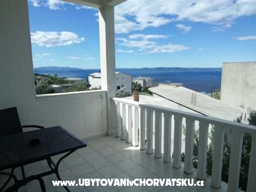 Appartements Mileta - Makarska Kroatien