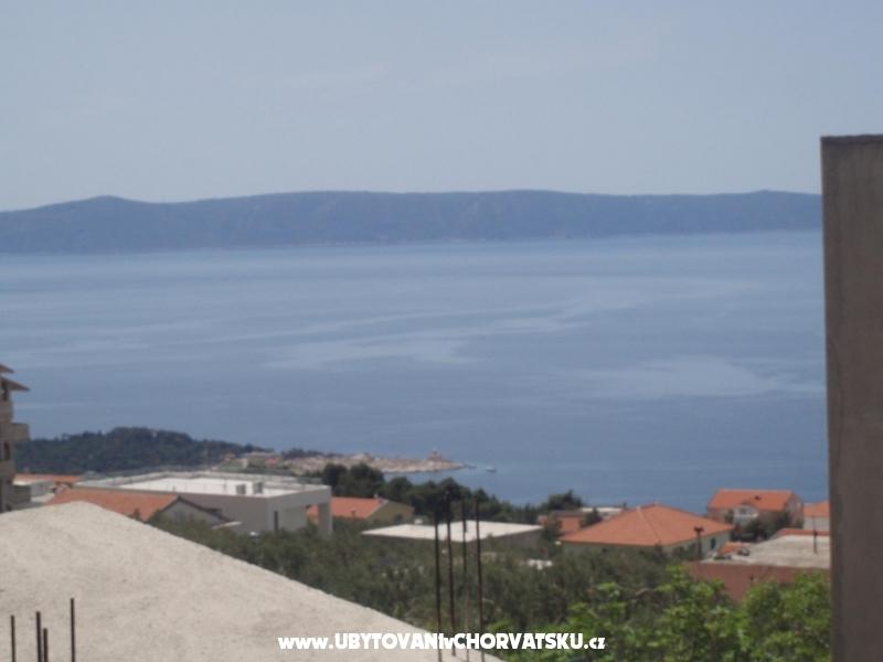 Apartm�ny Mileta - Makarska Chorv�tsko