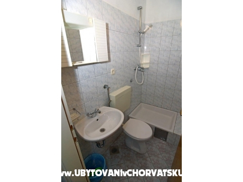 Apartmaji Nuić - Makarska Hrvaška