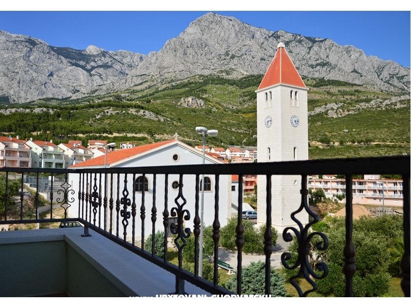 Appartements Obala - Makarska Kroatien
