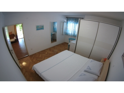 Apartmány Bašković - Makarska Chorvatsko