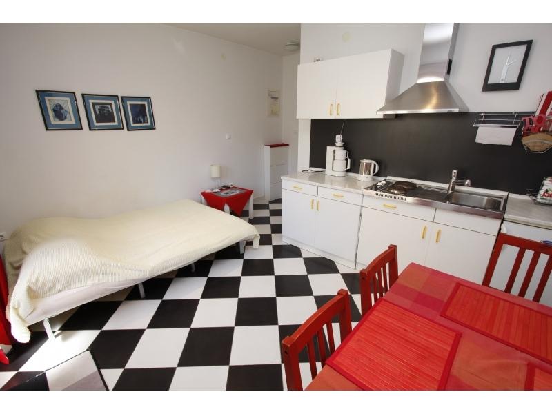 Apartm�ny Pa�ali� - Makarska Chorvatsko