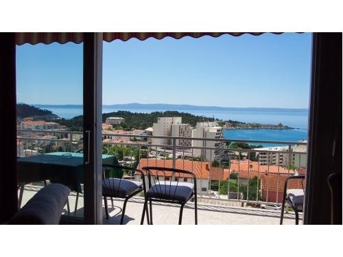 Apartm�ny Ravli� Makarska - Makarska Chorvatsko