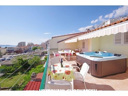Apartamenty Ribarevi� - Makarska Chorwacja