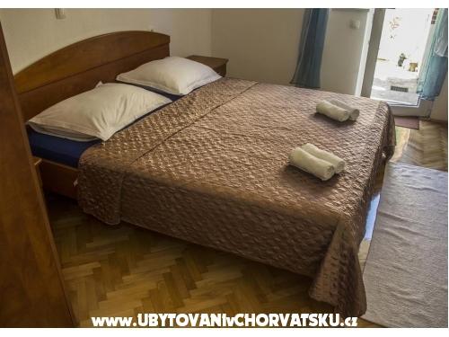 Apartmány Ribarević - Makarska Chorvátsko
